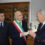 con Gabriele Albertini e Shinon Perez