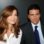 con Federica Moro