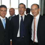 con Beppe Sala e Paolo Ligresti
