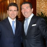 con Massimo Innocenti