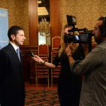 """Milano - Abu Dhabi Business Forum"" intervista"