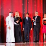 Abu Dhabi fashion night