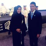 meeting with H.H. Sheikha Bodour bint Sultan Al Qassimi