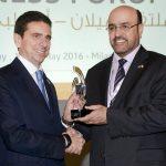 con Ebraheem Al Mahmood