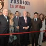 British fashion in Milano
