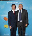 con Bruno Rota - Presidente ATM