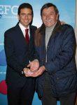 con Giorgio Cannara - Presidente Mipel