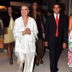con Laura e Lavinia Biagiotti - Venezia Fashion Night