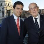 con Mario Boselli - Venezia Fashion night