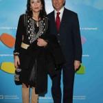 con Patrizia Signorini - Decano Corpo Consolare Milano