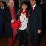 con l'Assessore Valentina Aprea e Gianluca Lo Vetro