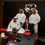 firma accordo con Royal Club di Dubai