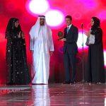 "prima sfilata di moda ""MADE IN ITALY"" in Abu Dhabi"
