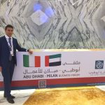 "secondo ""Abu Dhabi- Milano"" business forum - Abu Dhabi"