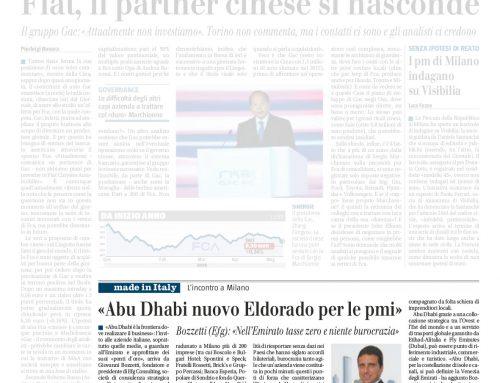 Abu Dhabi nuovo Eldorado per le pmi