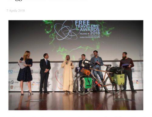 Free Travelers Awards: premiati a Milano i viaggiatori di tutto il mondo
