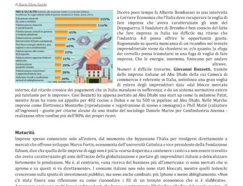 Aziende, quando all'estero è meglio: saltare l'Italia per crescere