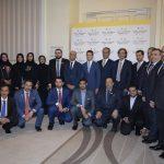 con delegazione dagli Emirati Arabi Uniti in occasione del 1º Italy-UAE SME's Business forum – Hotel Principe di Savoia - Milano