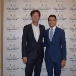 Giovanni Bozzetti e Mathias Facchini