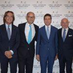 Giulio Di Sabato, Paolo Ligresti, Giovanni Bozzetti, Simonpaolo Buongiardino