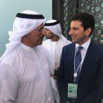 con h.e. Sultan al Mansoori (Ministry of economy of UAE)