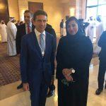 h.h. Bodour bint Sultan al Qasimi (Sharjah FDI forum 2019)