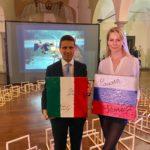 Durante l'evento KnowMi di Unicatt del 16 Gennaio 2020 alla fine del mio corso Turismo Culturale e Sviluppo del Territorio all'Università Cattolica con Ludmilla